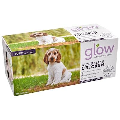 GLOW Raw Puppy Australian Chicken 2.72kg