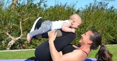Fitness after childbirth