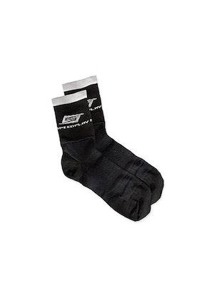 Speedplay CoolMax Socks - Black - Various Sizes