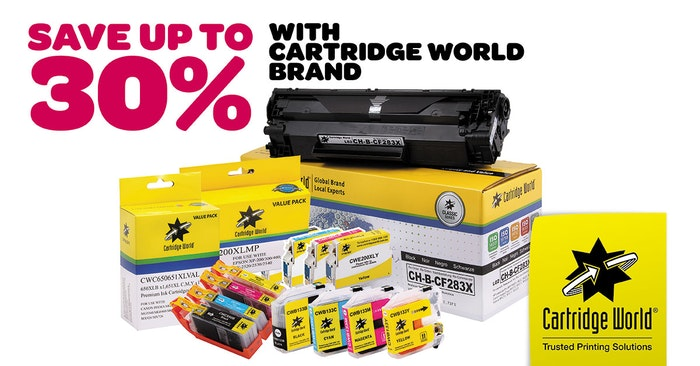 cartridge World Ink & Toner