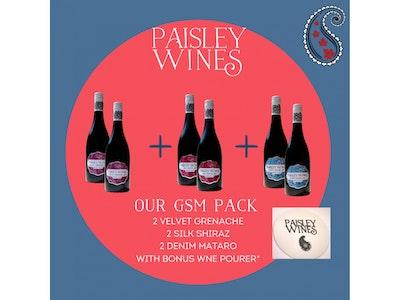 GSM 6 Pack with Bonus Offer