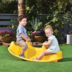 Lifespan Kids Starplay Trio Rocker in Yellow