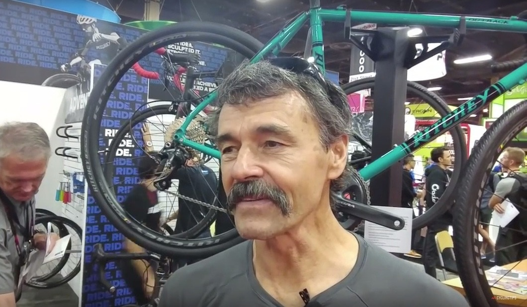 Speed-dating at Interbike: Cycling brands pitch new products in two minutes