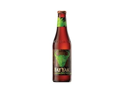 Yak Ales Fat Yak Original Pale Ale Bottle 345mL
