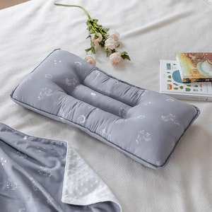 Bebenuvo Double Pillow - Night Unicorn