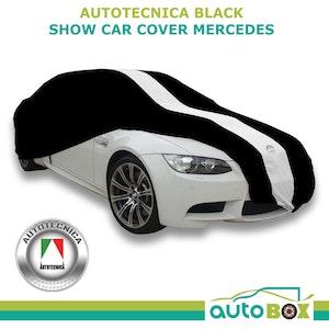 Autotecnica Indoor Show Car Cover 4.5m Black suit Mercedes AMG C36 C63 Coupe 204