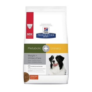 Hill's Prescription Diet Dog Metabolic + Urinary 3.9kg