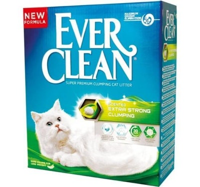 EVER CLEAN Scented Extra Strong Clumping Cat Litter