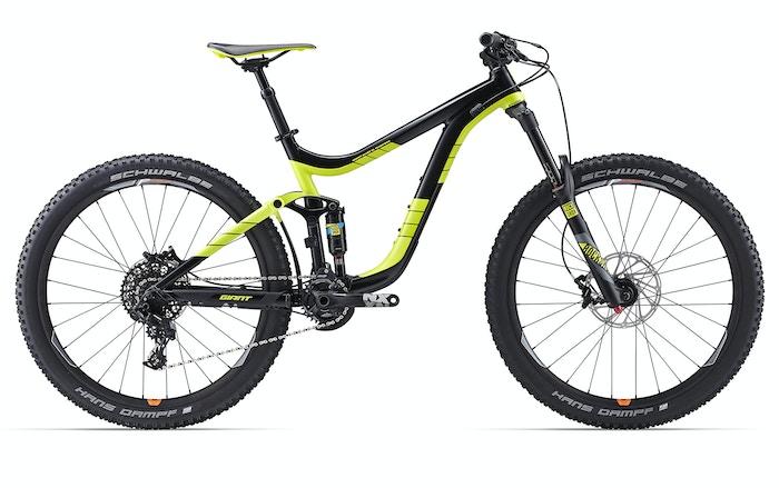 """Reign 2, 27.5"""" Dual Suspension MTB Bikes"""
