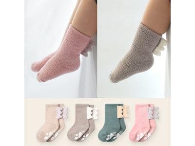 Dino Socks (0-24mths)