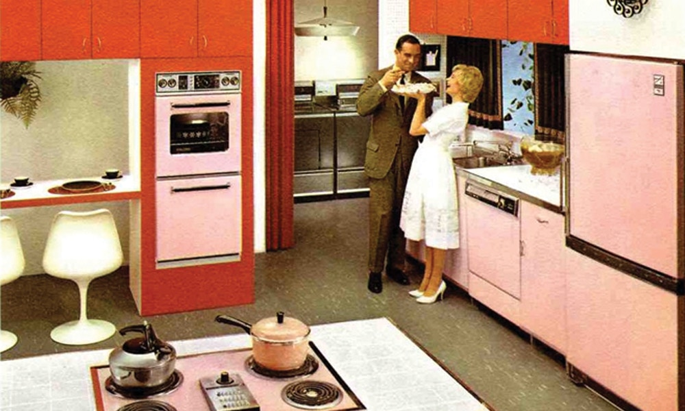 Kitchens Design Through The Decades: 1960's - 1980's