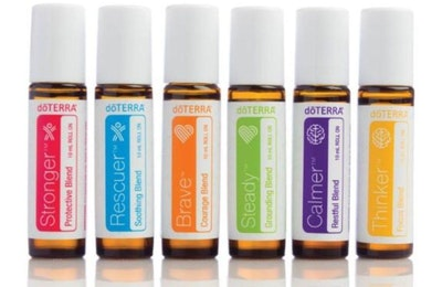 Nature's Drop Kids oil Collection