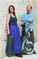 Cloudstreet duo Nicole Murray and John Thompson