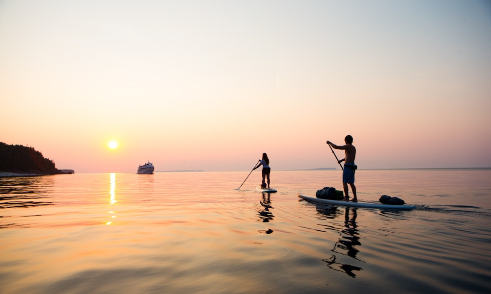 SUP Camping: tips for touring + travelling