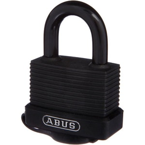 ABUS Outdoor Weatherproof Padlock 70/45 With Vinyl Casing KA