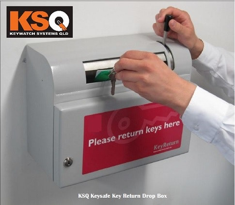 Ksq Key Return Drop Box Business Safes For Sale In Bundall