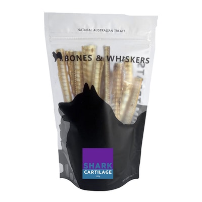 Bones & Whiskers Shark Cartilage 100g