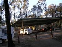 Handy basic amenities Ironbark Rest Area Hume Hwy