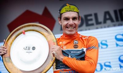 Tour Down Under Stage Six Race Recap