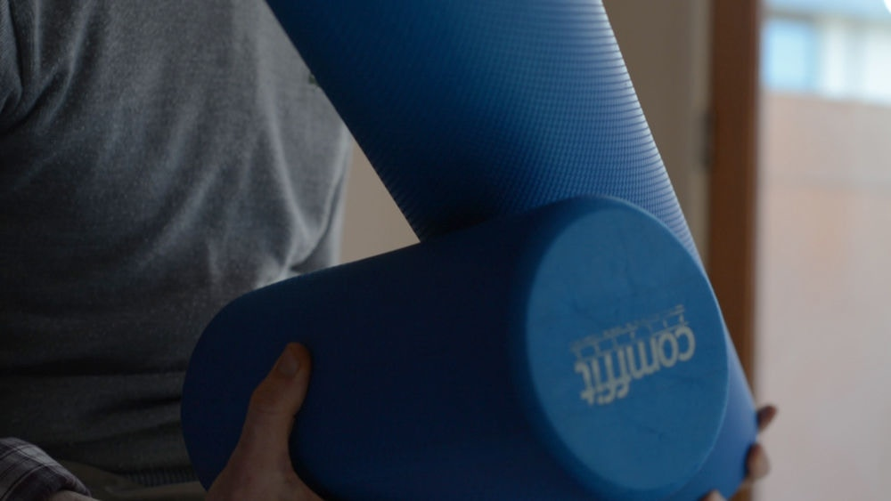 Foam Roller 101 for Cyclists
