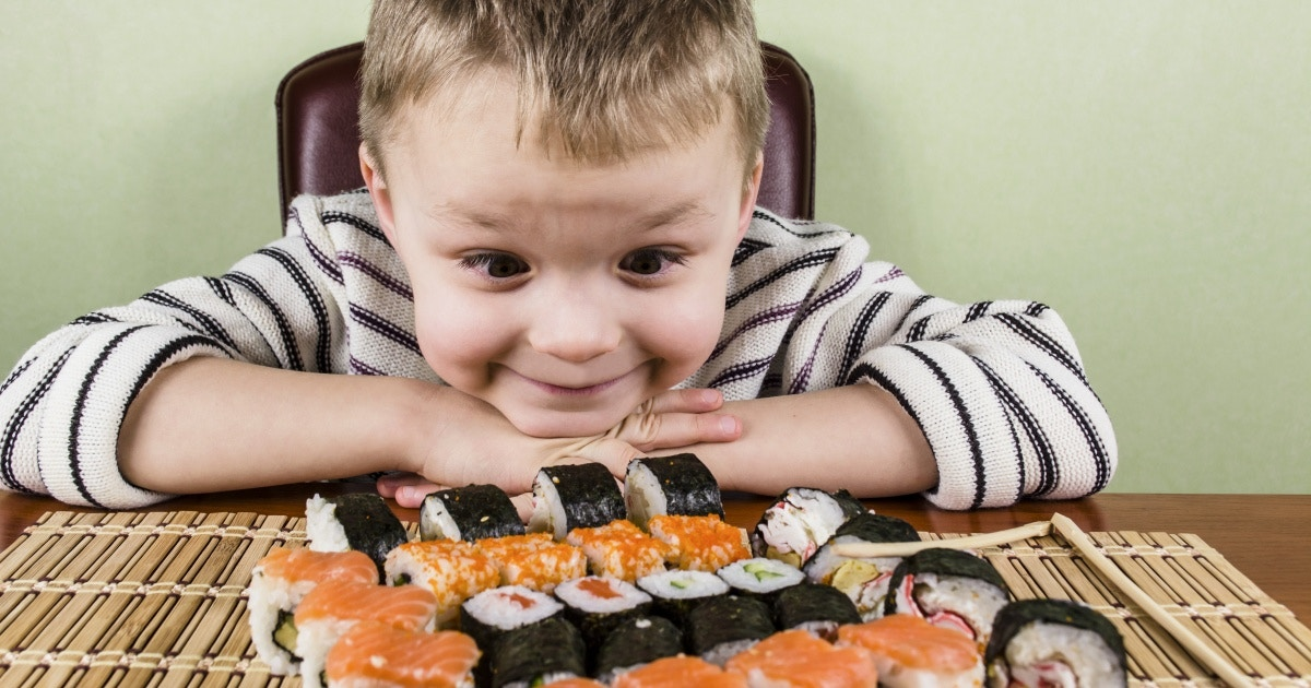 Why you should add fish to your toddler's plate