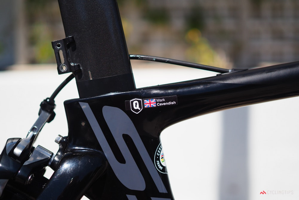 Mark Cavendish Cervelo S5 3
