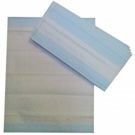 Bluey Half 5ply 40cm x 30cm
