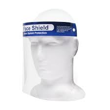 Face Shield (5 Per Pack)
