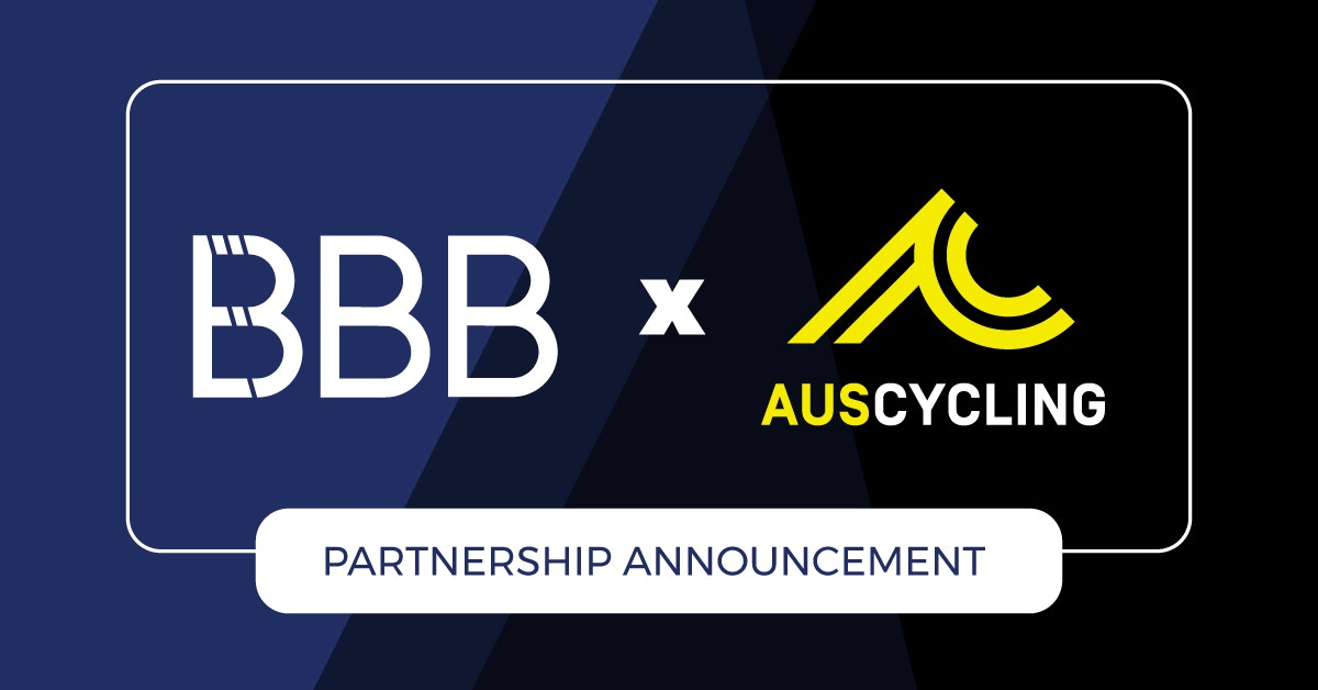 BBB Cycling Australia partner with AusCycling