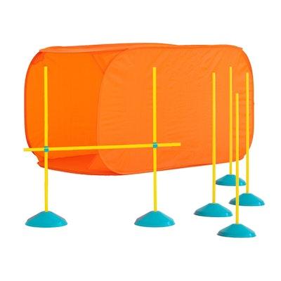 OUTWARD HOUND ZipZoom Indoor Agility Kit