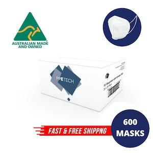 Australian Made P2 4-Layer Face Mask - 600 Carton
