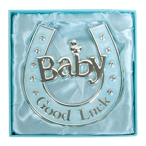 Dakota Baby Horeshoe Blue