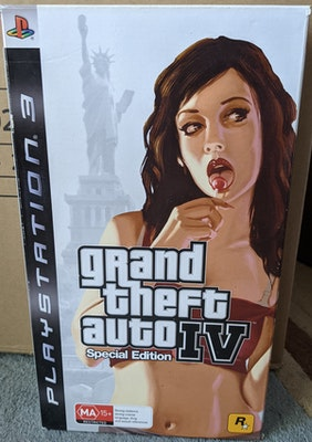 Grand Theft Auto IV - Special Edition Contents