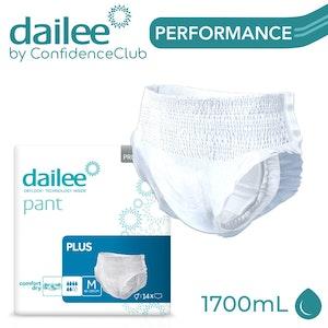 Dailee Pants Plus - MEDIUM (80 - 120cm)