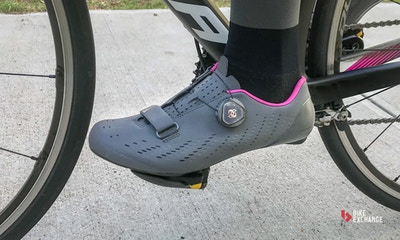 Shimano RP7W Womens Road Cycling Shoe Review