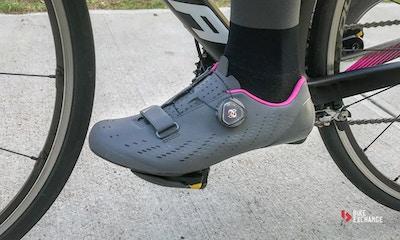 Shimano RP7W Womens Road Cycling Shoe Review