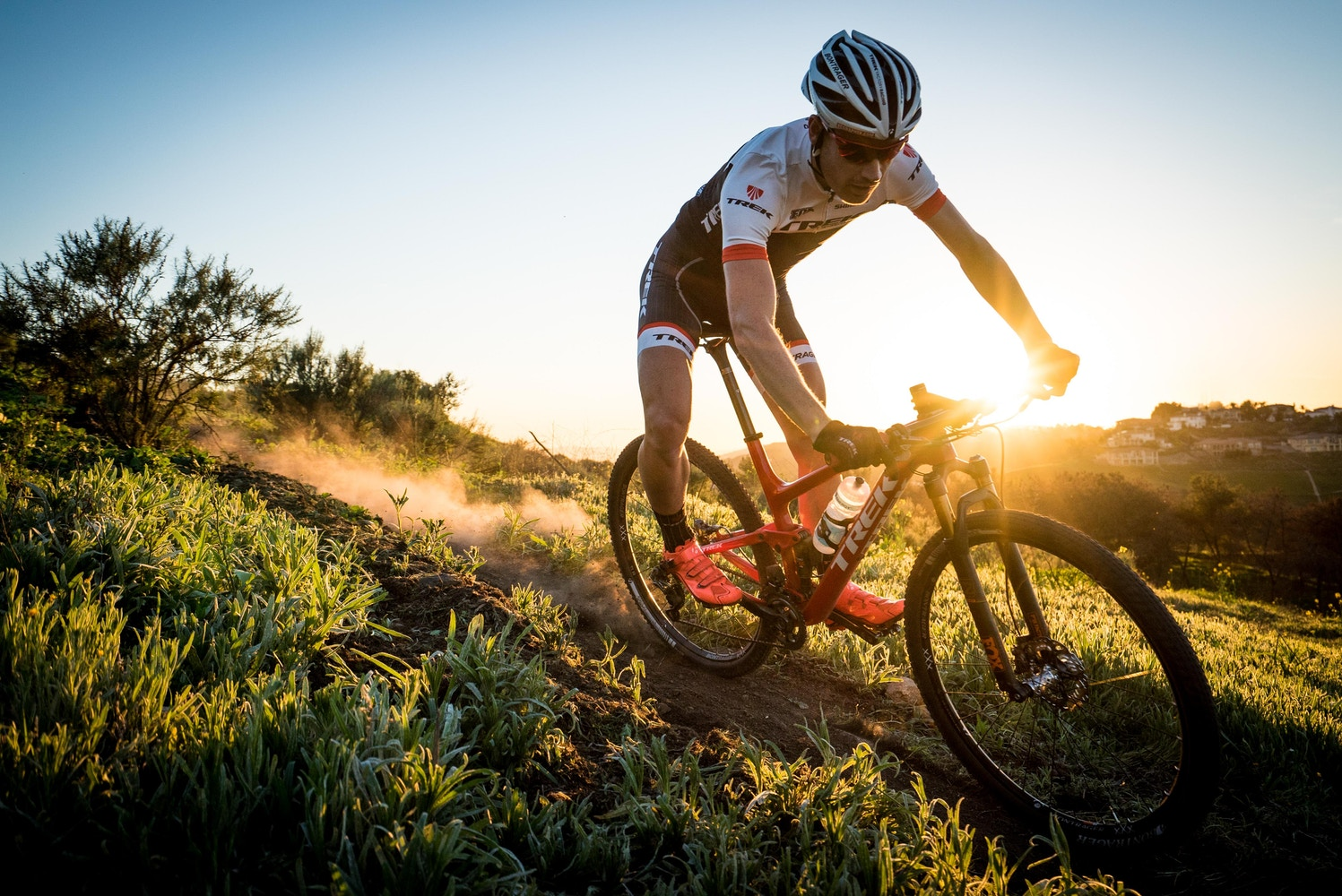 The New 2016 Trek Top Fuel Takes The Top Step