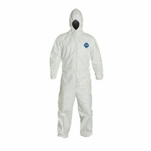 TYVEK Protective Paint Suits - 6 Sizes Available