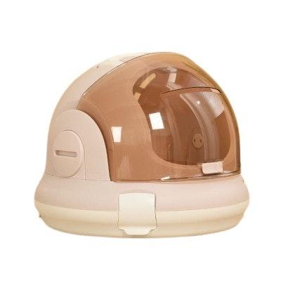 Tomcat PAKEWAY Astronaut Travel Pet Carrier – Champaign Gold