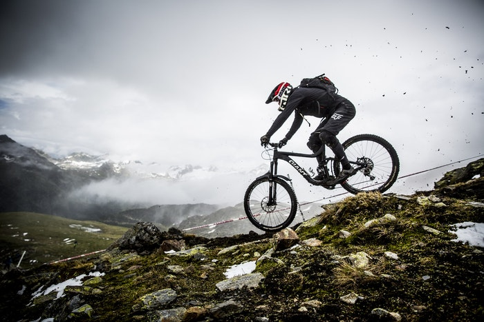 Giant Mountain Bike 2015 Reign