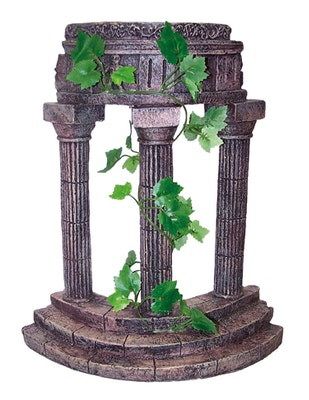 URS Ornament 3 Pillars Arched Reptile Accessory Small