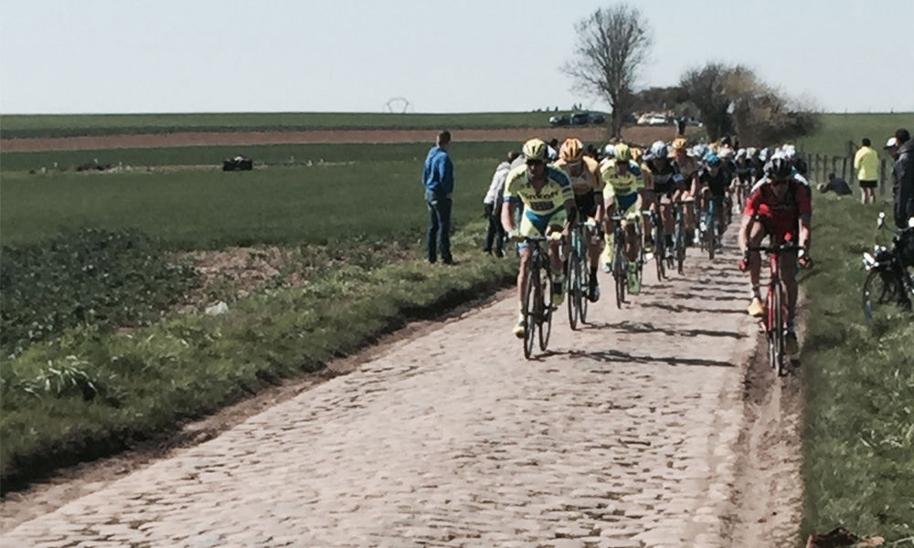2015 Paris-Roubaix Results