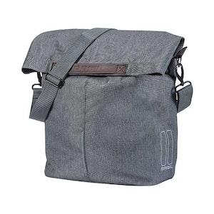 Basil City Shopper Bag Grey 14-16L