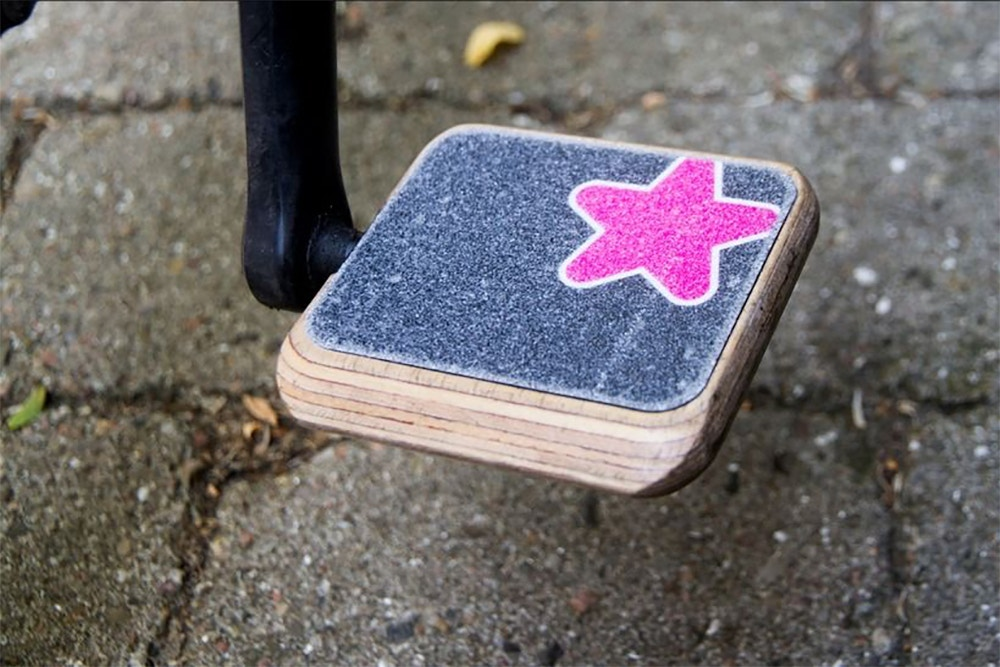 MOTO Urban Pedal - Innovative Pedal-Neuheit