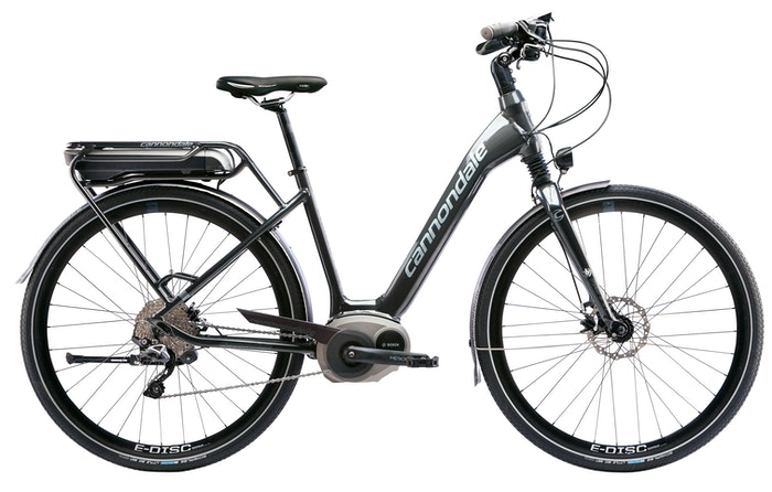 Cannondale trekking bike