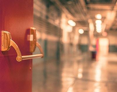 Door Security Part 3: Fire Doors and Exit Furniture