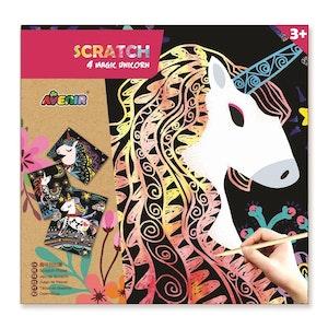 Avenir - Scratch - Magic Unicorn