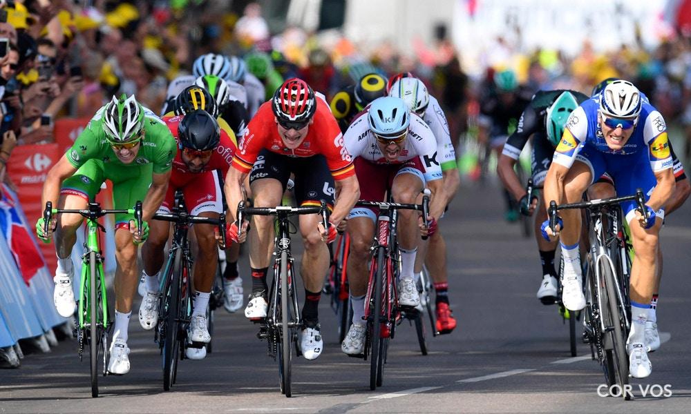 Tour de France 2017: Stage Six Race Recap