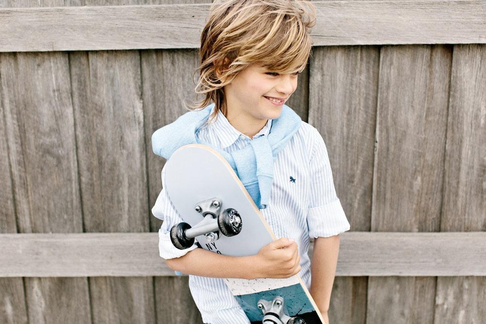 LENZO Betts Kids Summer Boys Shoes