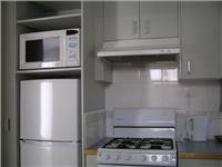 Fully equipped  kitchen with all cutlery Anglesea